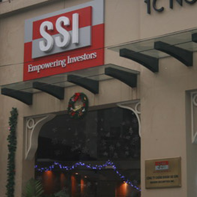 SSI: Ước trên 300 tỷ đồng lợi nhuận trước thuế quý I/2010