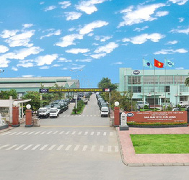SSI thỏa thuận hợp tác với TMT