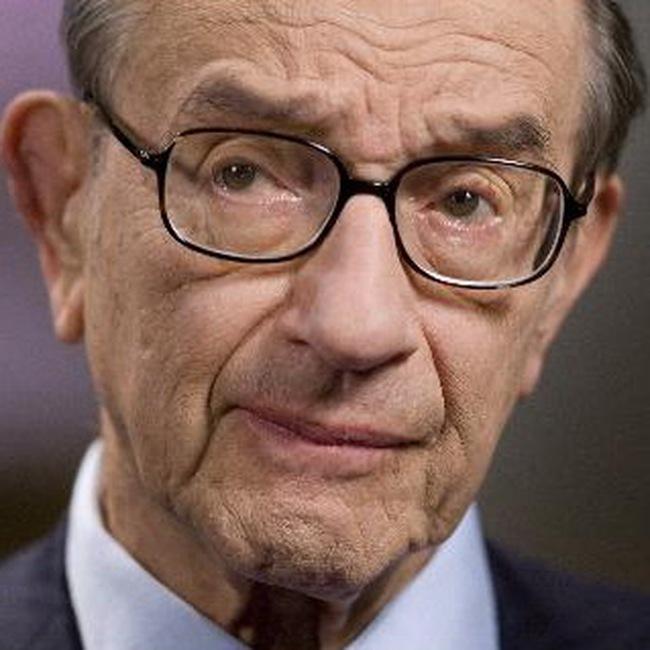 """Alan Greenspan: """"Tôi đã đúng trong 70% quyết định của mình."""""""