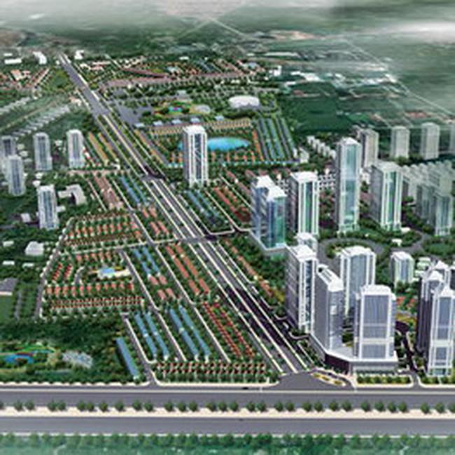 Quản lý kiến trúc  Khu đô thị mới GS Metrocity Nhà Bè