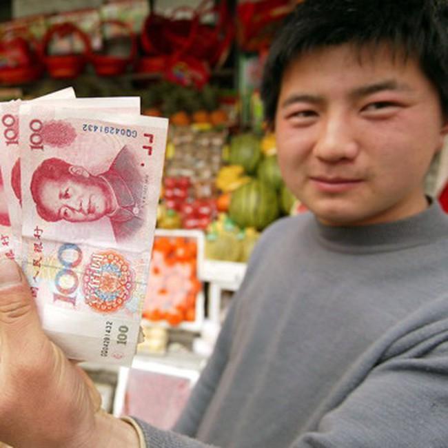 Trung Quốc chuẩn bị nâng giá đồng nhân dân tệ?