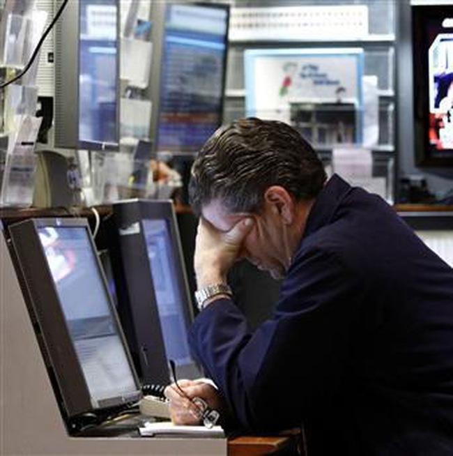 Thị trường Mỹ giảm điểm sâu nhất trong 2 tháng