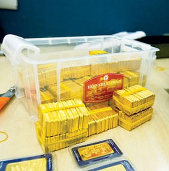 NHNN: Chưa đưa vàng ra khỏi thống kê xuất nhập khẩu