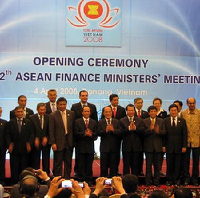 AFMM 14 cam kết hội nhập thị trường vốn khu vực ASEAN