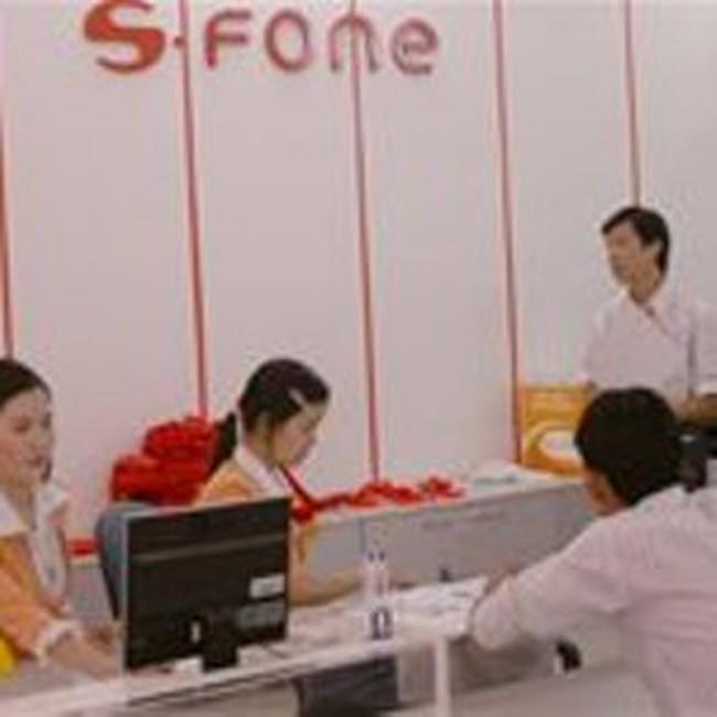 SPT toàn quyền quản lý kinh doanh mạng S-Fone