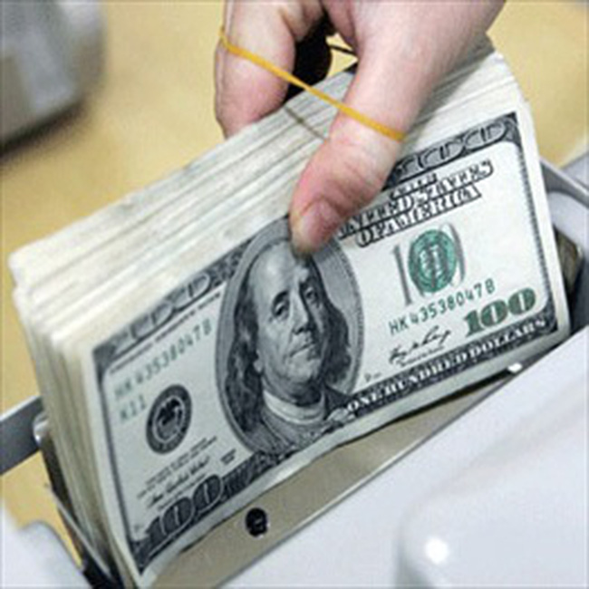 Giá USD vẫn án binh bất động
