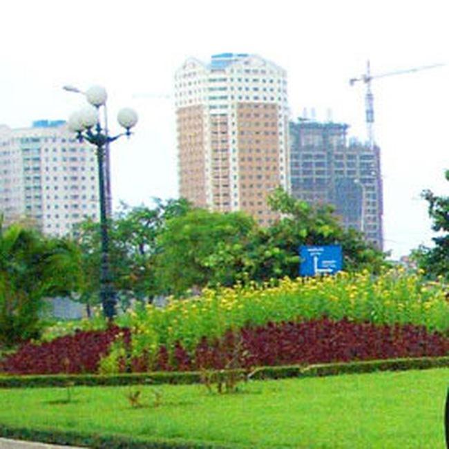 Đổ xô mua đất dịch vụ Hà Nội