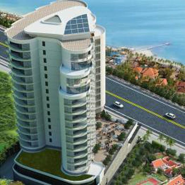 DIG: Đầu tư 1.780 tỷ đồng cho dự án Tổ hợp Khách sạn, văn phòng, căn hộ cao cấp DIC Pheonix và Thủy Tiên Resort