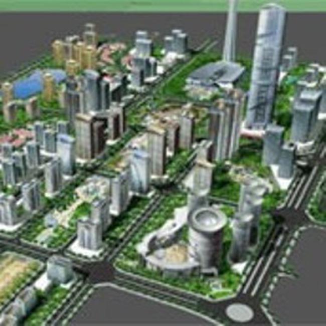 314 triệu USD xây Khu đô thị mới tây Hồ Tây