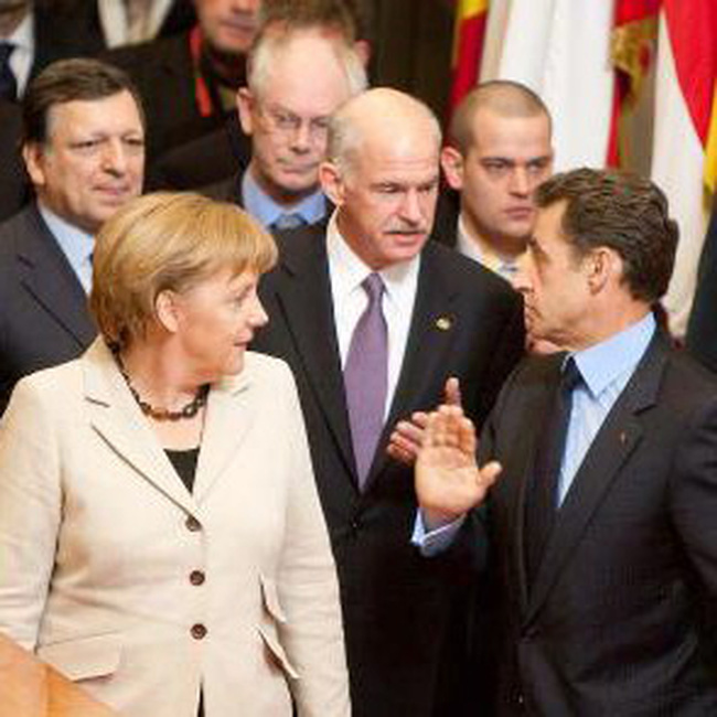Hy Lạp nhận được gói hỗ trợ 45 tỷ euro