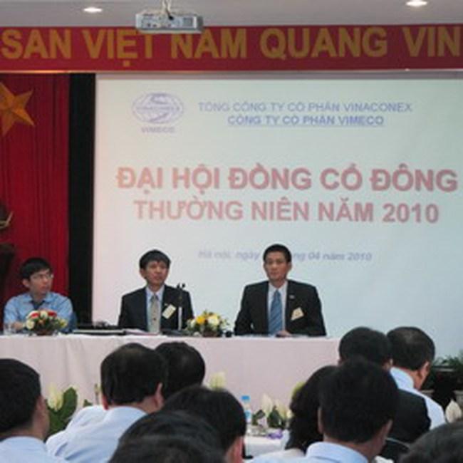 VMC: Đặt kế hoạch 49 tỷ đồng LNTT năm 2010