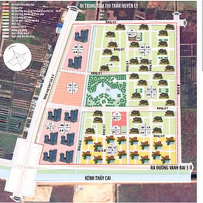 Duyệt quy hoạch chi tiết khu dân cư Tân An Hội quy mô 104,7 ha