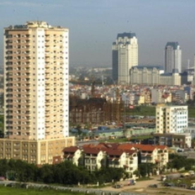Bất động sản phía Tây Hà Nội thu hút nhà đầu tư