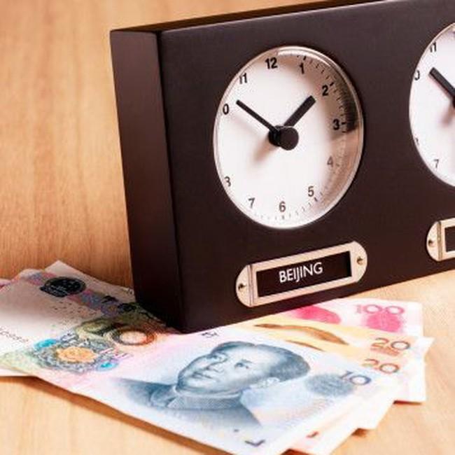 Dự trữ ngoại hối của Trung Quốc lập kỷ lục mới 2.447 tỷ USD