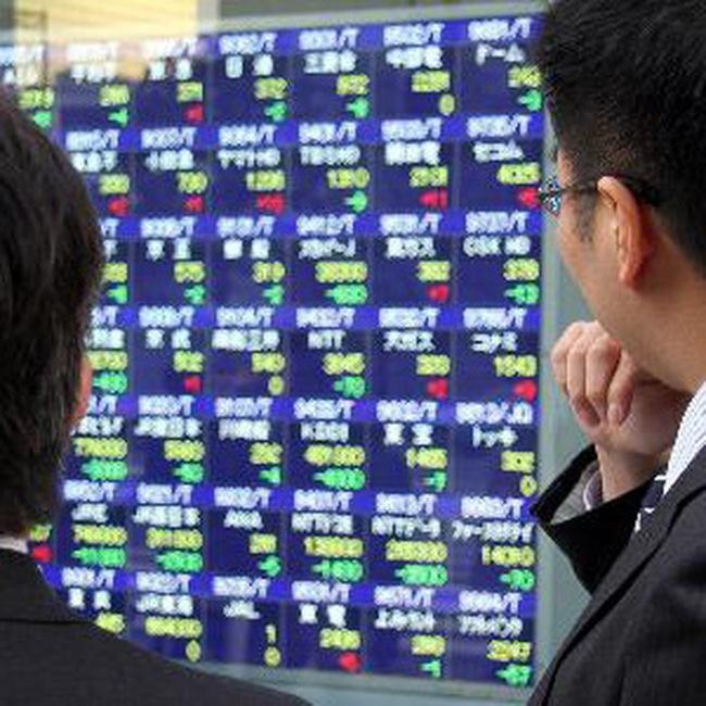 Thị trường châu Á bất ngờ mất điểm