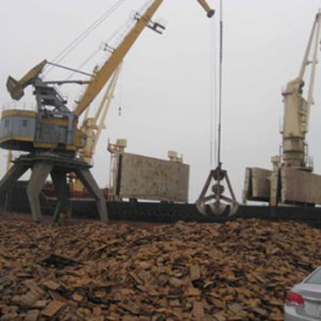 HPG: Trung tuần tháng 4 Thép Hòa Phát sẽ hoàn tất xuất 5.000 tấn Gang thỏi sang Hàn Quốc