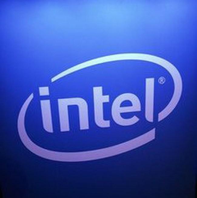 Lợi nhuận quý 1/2010 của Intel tăng gấp 4 lần