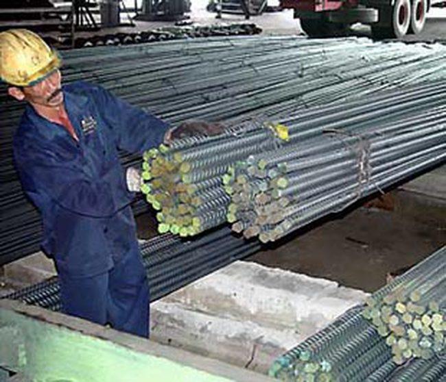 UBND các tỉnh phải cùng hiệp hội thép tham gia bình ổn giá thép