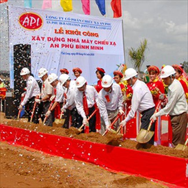 APC: Khởi công xây dựng nhà máy mới tại KCN Bình Minh