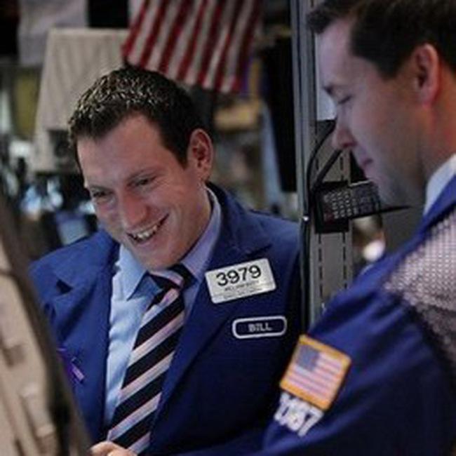 Dow Jones lên điểm nhờ lạc quan về triển vọng lợi nhuận