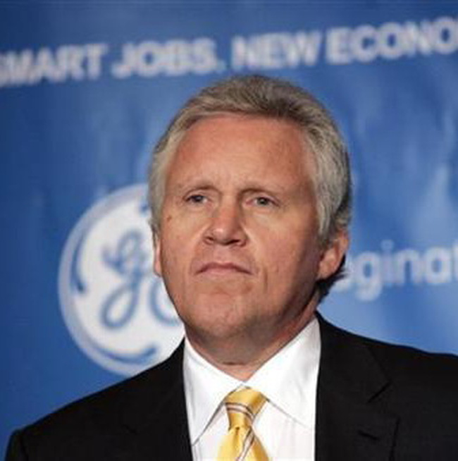Lợi nhuận quý 1/2010 của General Electric giảm sâu