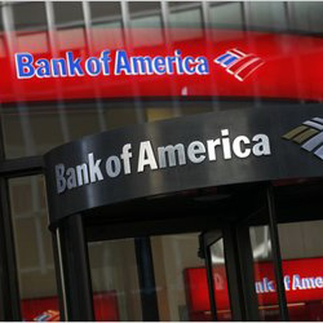 Bank of America lãi to nhờ Merrill Lynch