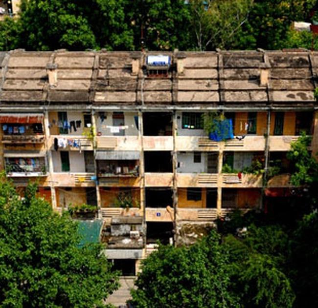 Thị trường chung cư cũ Hà Nội biến động
