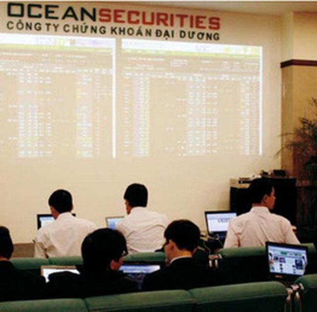 Chứng khoán Đại Dương: Quý 1 đạt 14,8 tỷ đồng LNST