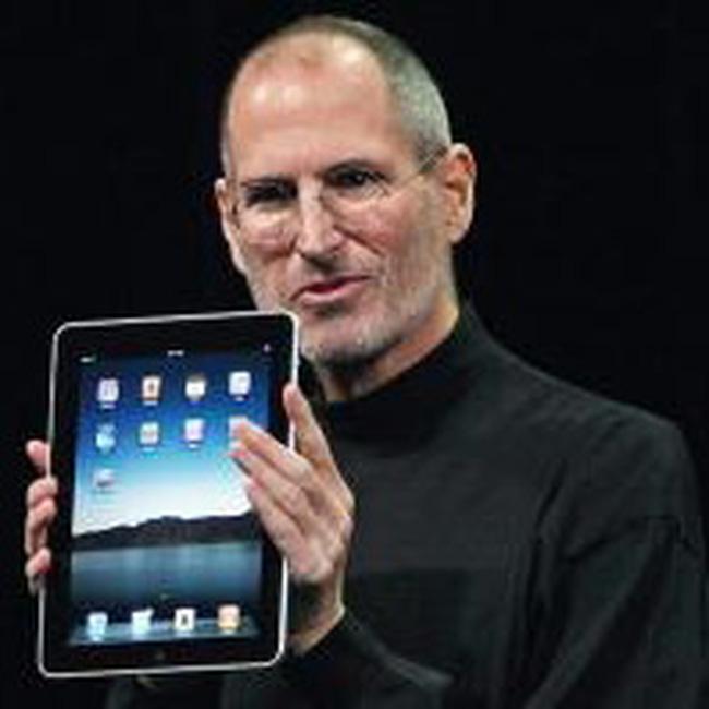 Chuyện cổ tích mang tên iPad