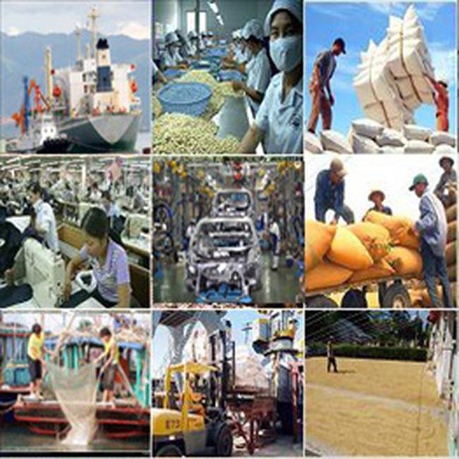 Một số chỉ tiêu kinh tế chủ yếu quý I/2010