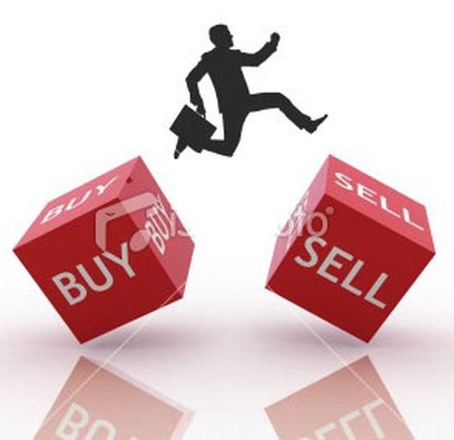 Khối ngoại tiếp tục mua ròng tại HoSE, bán ròng 25 tỷ tại HNX