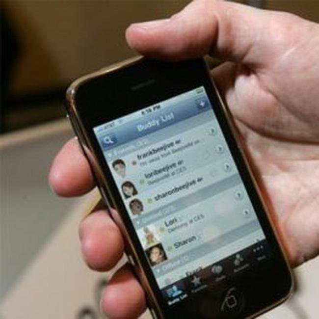 iPhone: Chưa tạo cú hích doanh số
