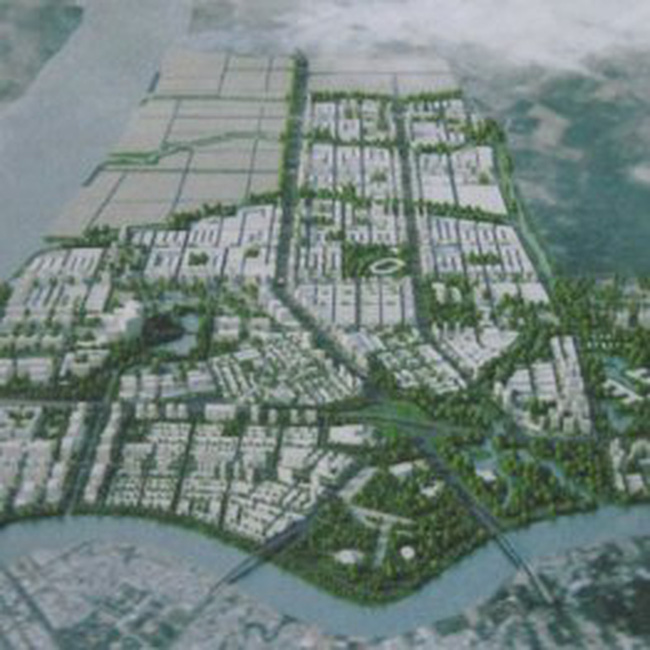 Khu đô thị Nam Cần Thơ trở thành khu đô thị hiện đại nhất ĐBSCL