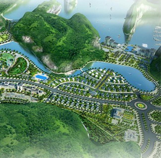 VCG: Chuyển dự án Khu đô thị du lịch Cái Giá, Cát Bà cho Vinaconex ITC
