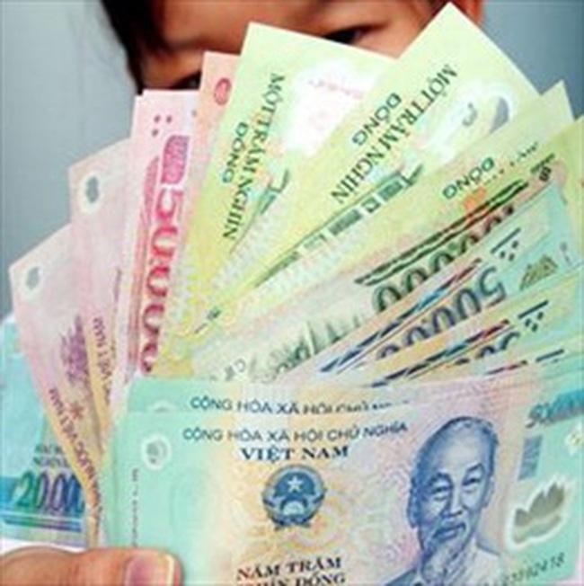 Lãi suất liên ngân hàng VND giảm từ 0,22% đến 0,75%