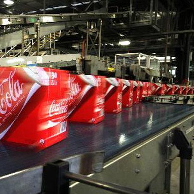 Lợi nhuận quý 1/2010 của Coca-Cola tăng 19% nhờ thị trường quốc tế