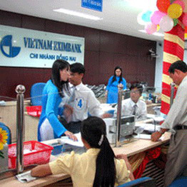 Eximbank: Dự kiến phát hành 176 triệu CP tăng vốn điều lệ lên 10.560 tỷ đồng