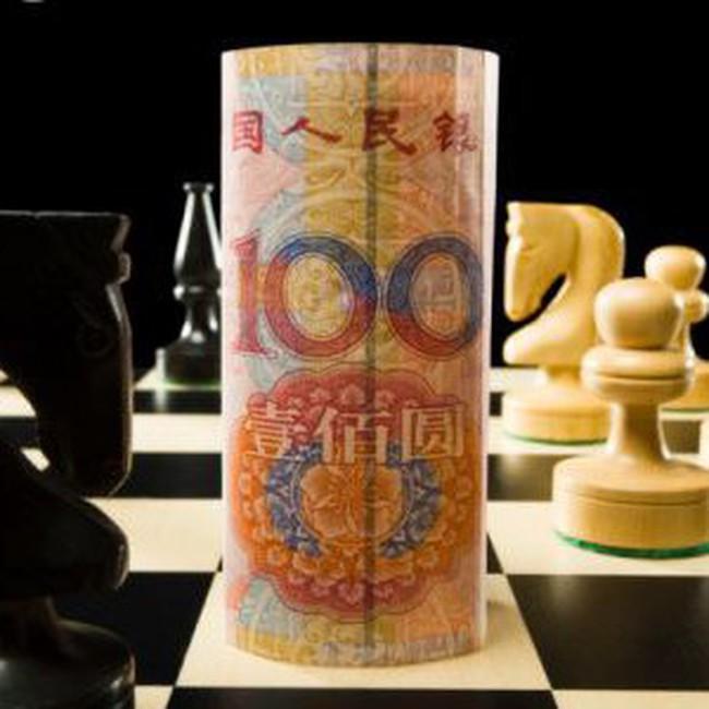 Kinh tế Trung Quốc sẽ vượt Nhật nếu đồng nhân dân tệ tăng giá