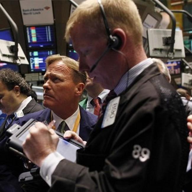 Dow Jones tăng mạnh