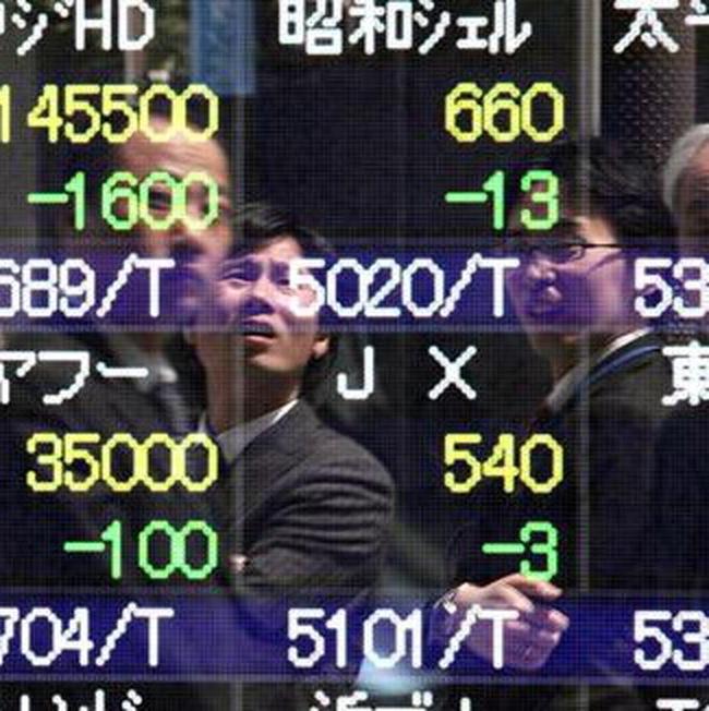 Thị trường châu Á tăng điểm khi nỗi lo về Goldman Sachs đi xuống