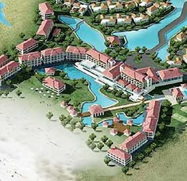 Quảng Nam: Xây Resort rộng hơn 10 ha