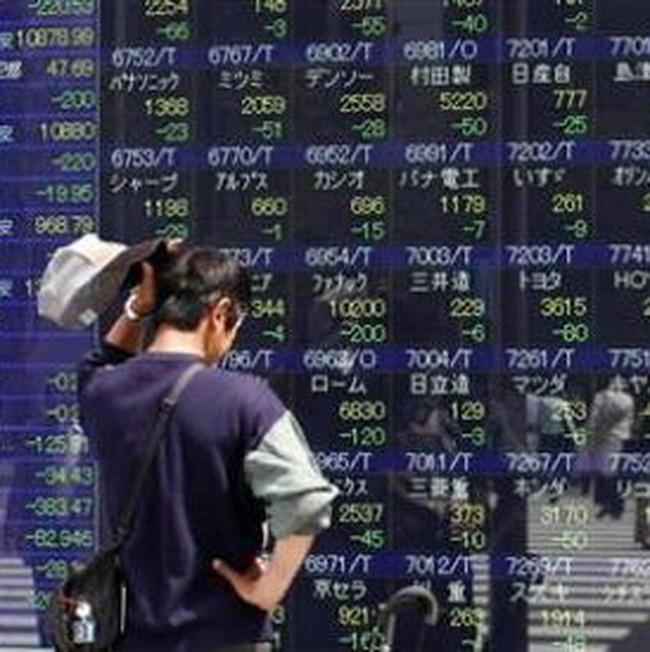 Thị trường châu Á lên điểm mạnh nhất trong 5 tuần