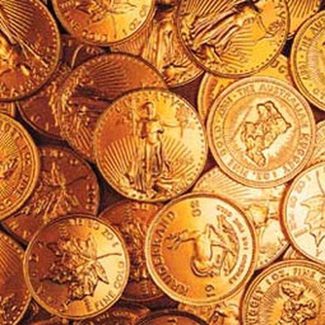 Giá vàng, dầu tăng mạnh