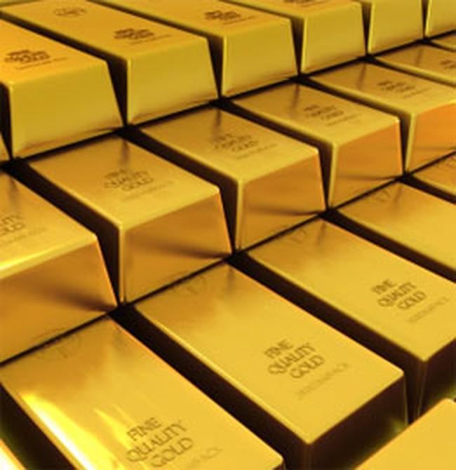 Vàng ít biến động, USD tự do giảm nhẹ