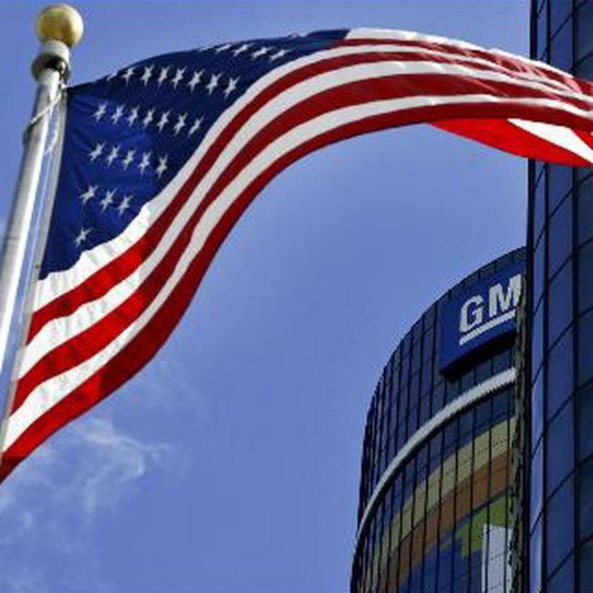General Motors trả lại 8,1 tỷ USD cho chính phủ Mỹ, Canada; Chrysler công bố lỗ