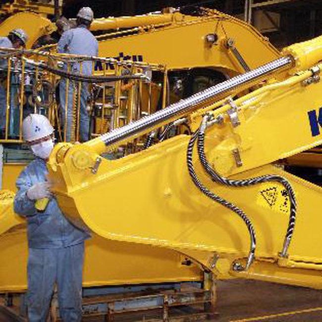 Xuất khẩu Nhật tháng 3/2010 tăng trưởng nhảy vọt