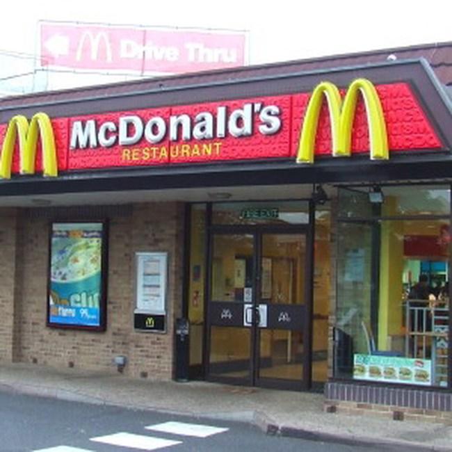 Công việc kinh doanh của McDonald tăng trưởng mạnh khi kinh tế phục hồi
