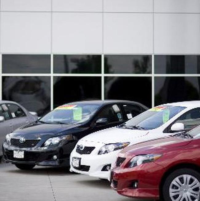Moody hạ xếp hạng tín dụng của Toyota