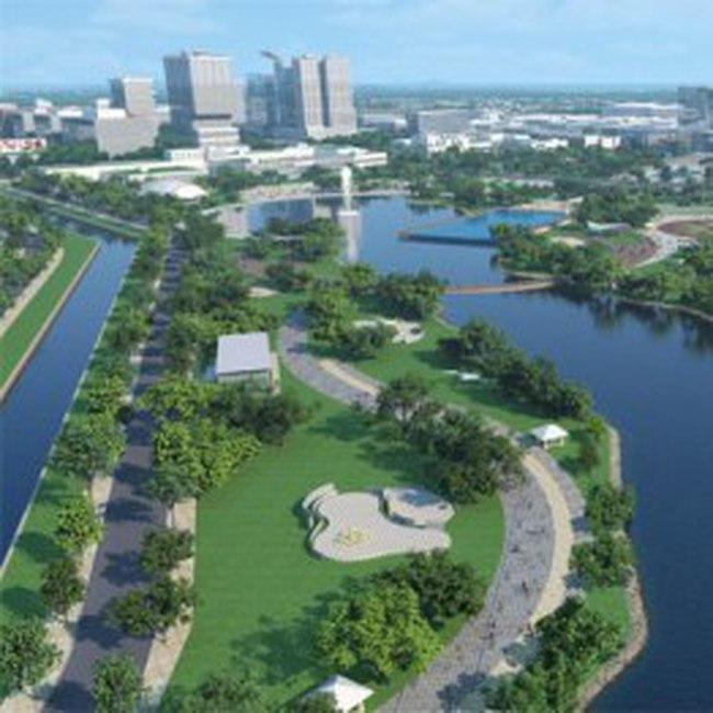 """Bình Dương sẽ có """"thành phố mới"""""""