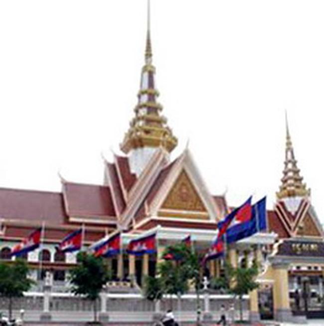 Quá trình hình thành và phát triển của thị trường CK Campuchia